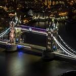 Tower Bridge, London, Langzeitbelichtung