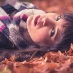 Herbstshooting mit Frau Pfau