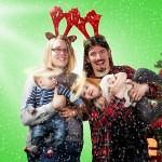 Weihnachten bei den Wolfs