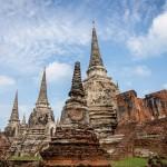 Tempelanlage Thailand