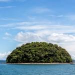 Einsame Insel in der Andaman Sea